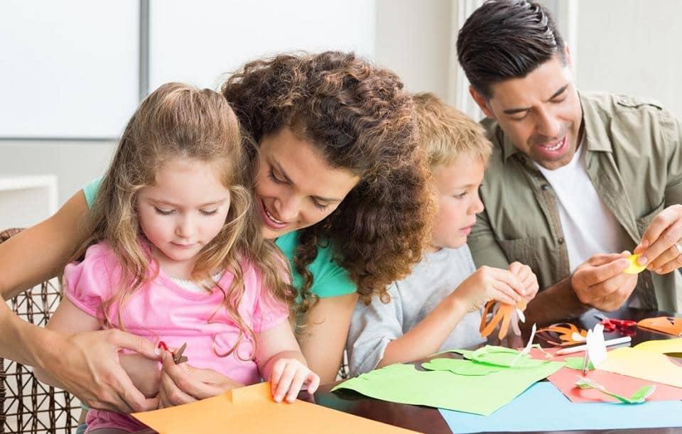 تقویت و پرورش خلاقیت کودکان