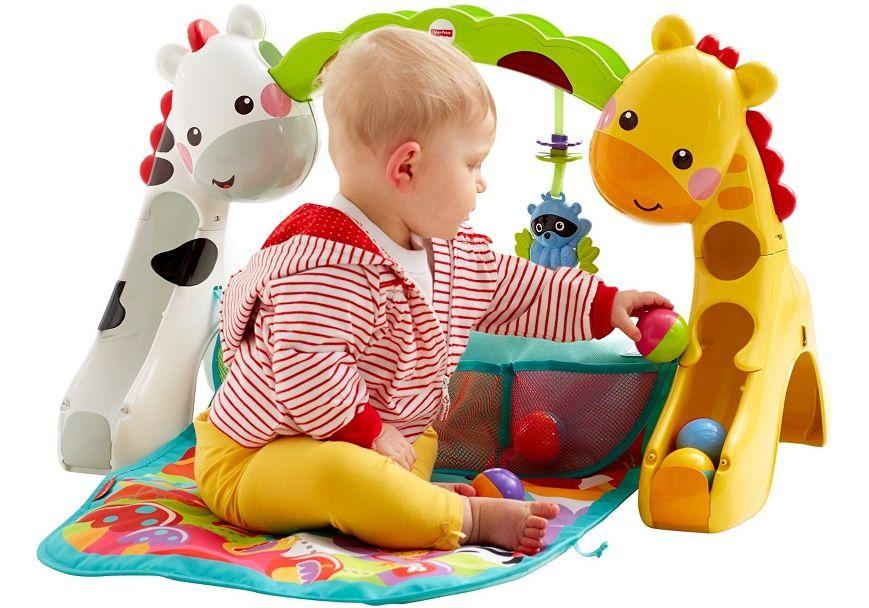 اسباب بازی مناسب کودکان را با توجه به سن شان انتخاب کنید