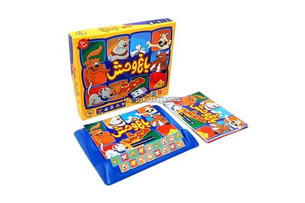 بازی فکری کودکان را متناسب سن انتخاب کنید!