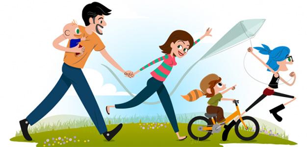 فرزندپروری مثبت در عصر تکنولوژی و رسانه را بهتر بیاموزید