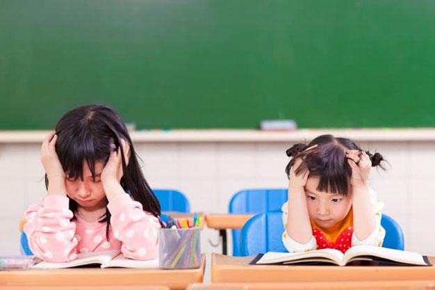 استرس در کودکان را با این چک لیست ها برای همیشه بکشید