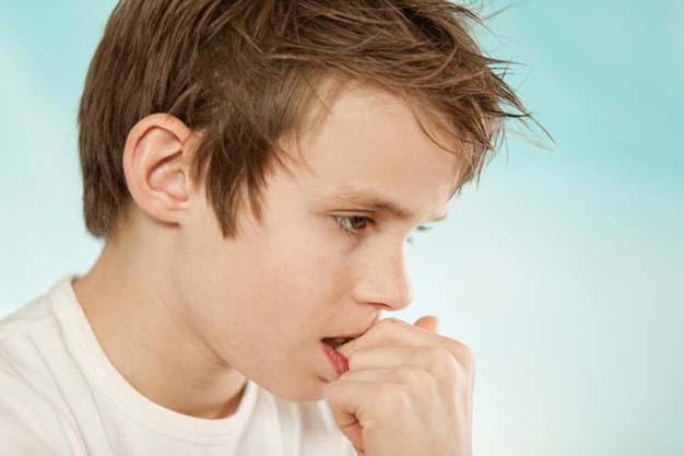 ناخن جویدن در کودکان یکی از شایعترین اختلالات روانی است