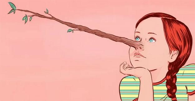 چرا کودکان دروغگو دروغ میگویند؟ با کودکان دروغگو چه کنیم؟